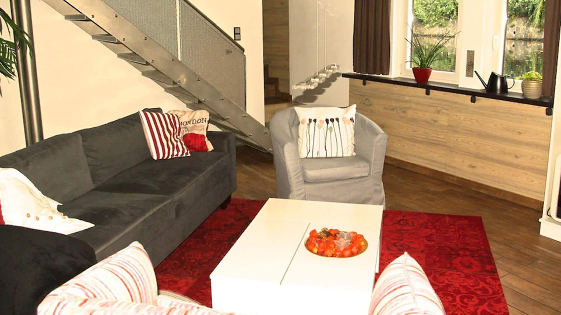 Peißnitz Wohnraum Wassergeschoss