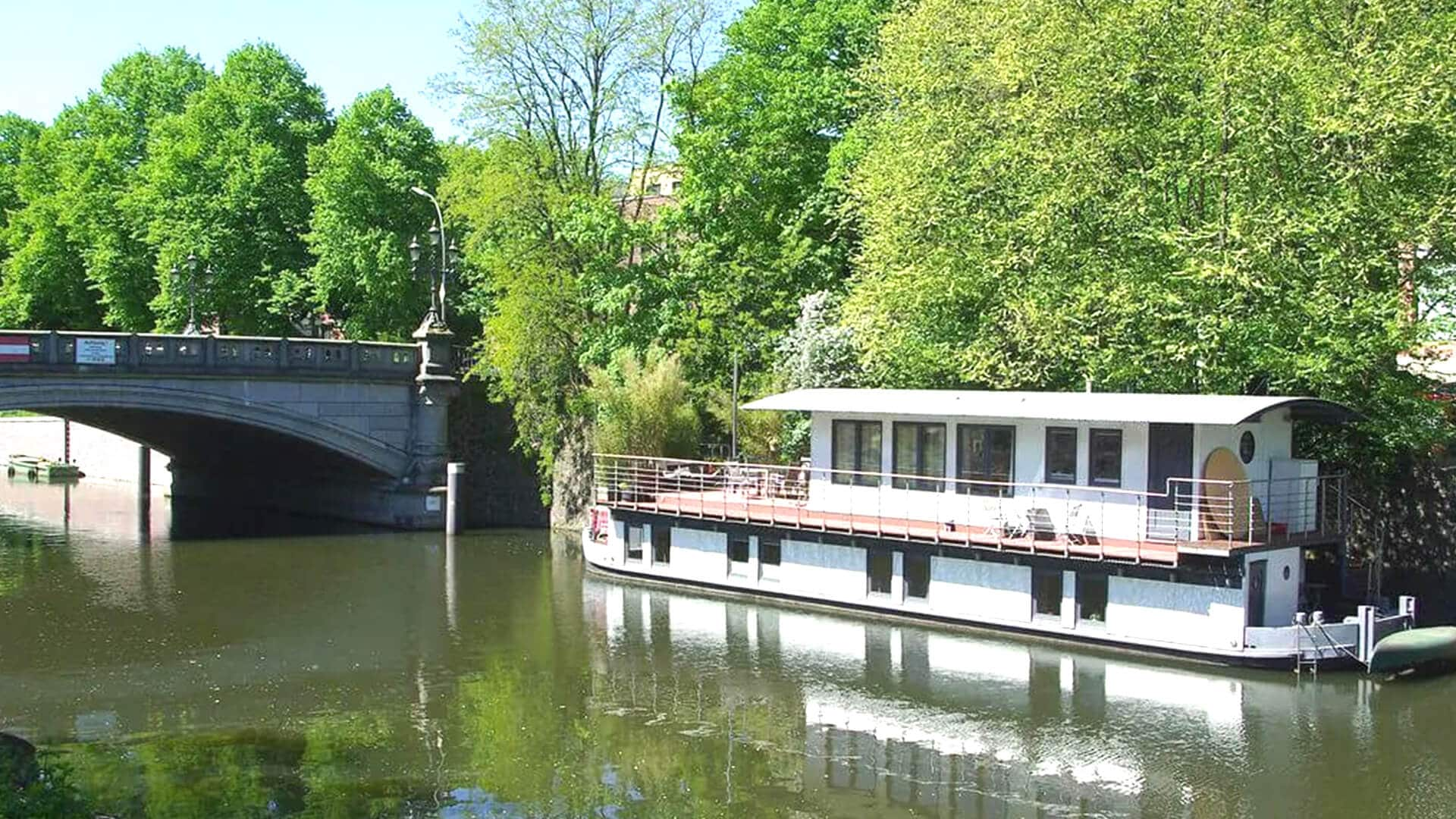 Hausboot Peißnitz Hamburg