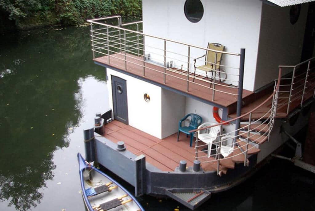 Hausboot Peissnitz Hamburg