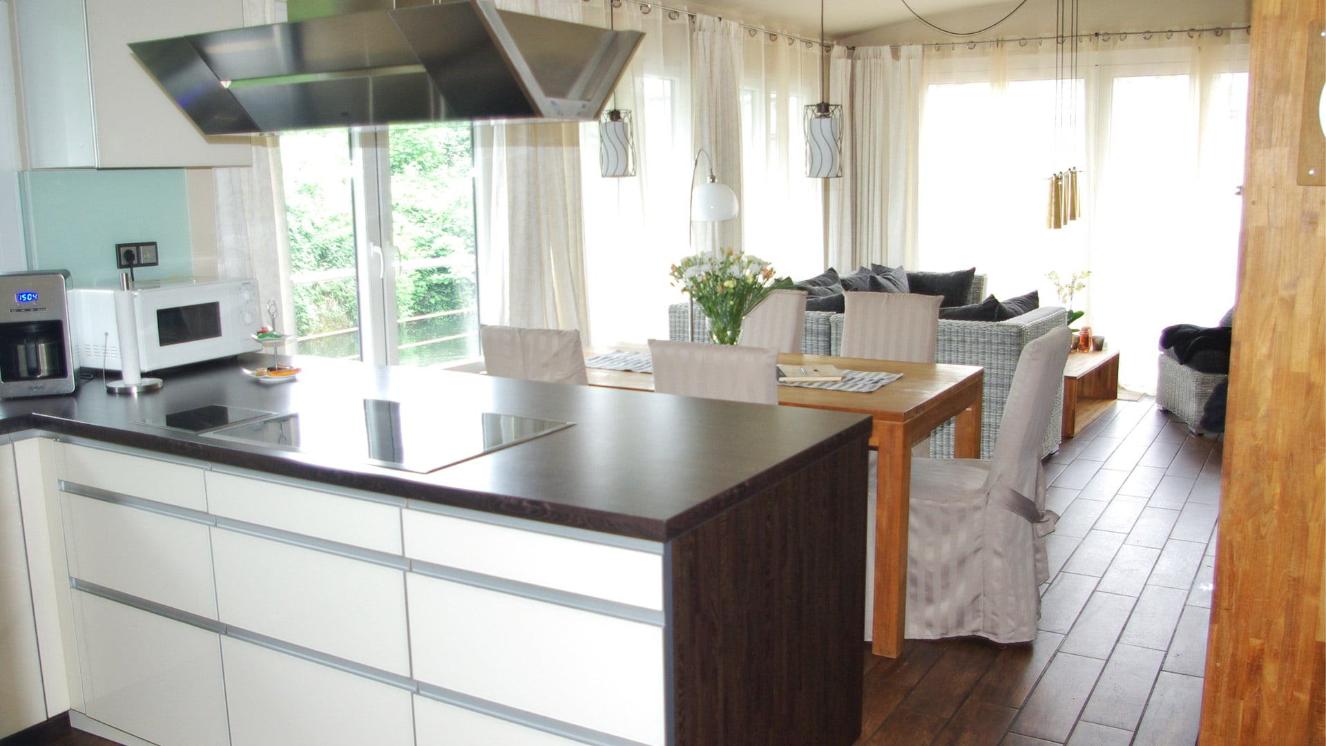 Peißnitz Wohnküche